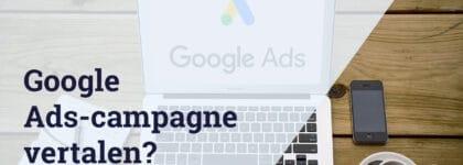 Google Ads Vertalen